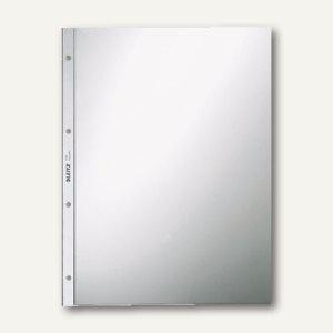 LEITZ Prospekthüllen DIN A4, PVC 80 my, glasklar, 100 Stück, 4734-00-00