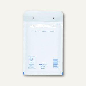 officio Luftpolstertasche D, 200 x 275 mm, weiß, 100 Stück