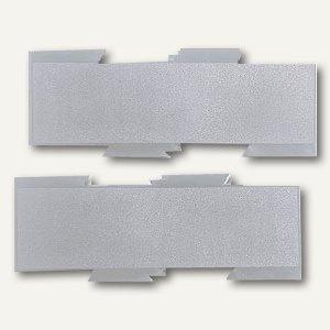 Hansa Erweiterungsplatten-Set, lichtgrau, 2er Set, 5880 102