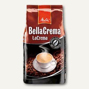 Melitta BellaCrema Café LaCrema, 1 kg feiner Kaffee, 4002720008102