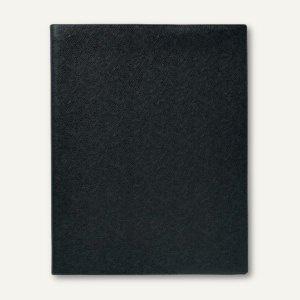 Eurequart Impala Terminkalender - 24 x 30 cm, 1 Woche/2 Seiten, schwarz