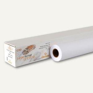 Canson Plotterrolle HiColor, 91.4 cm x 50 m, 90 g/qm, weiß, 872100