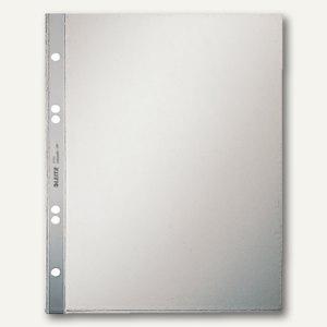 Prospekthülle extrastark, DIN A5, 0.13 mm, PP, genarbt, 100 St., 4700-00-03, 4705 - Vorschau