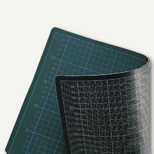Ecobra Schneidunterlage grün/schwarz, 45 x 30 cm, 704530