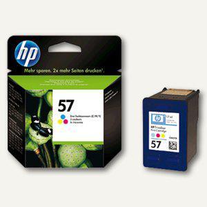 HP Tintenpatrone Nr.57, farbig, 17 ml, C6657AE - Vorschau