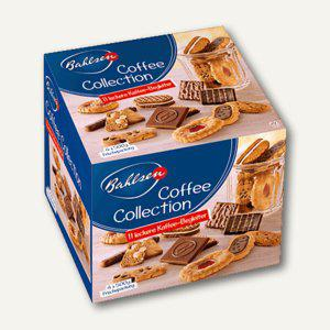 Bahlsen Coffee Collection 4 x 500 g, 40920