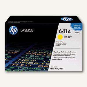 HP Tonerkartusche Nr.641A für Color Laserjet 4600, gelb, C9722A