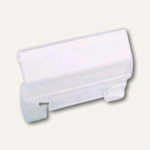 Vollsichtreiter für ALPHA (DUO) 4-zeilig, PP, 60 x 33 mm, 50 Stück, 6116-00-03
