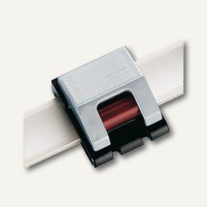 Rollenclip V, 3.3 x 3.8 cm, Klemmrollenautomatik - verschiebbar, 10 Stück