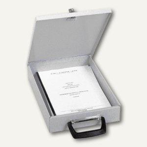 Dokumenten-Kassette DOCUFiX, Gr.1, abschließbar, 365 x 260 x 80 mm für DIN C4