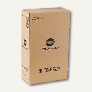 Konica Minolta Toner MT205B, schwarz, 2er-Pack, 8937755 - Vorschau