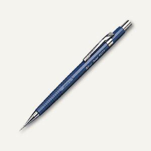 Pentel Druckbleistift P200, Minenstärke 0.7 mm, blau, P207-C - Vorschau