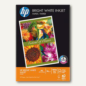 HP InkJet Papier, DIN A4, 90g/m², 500 Blatt, C1825A