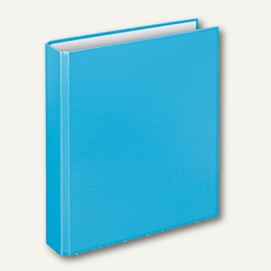 "Ringbücher "" Basic"", DIN A5, PP, 2 D-Ringe Ø 25 mm, hellblau, 10 Stück, 1151053"