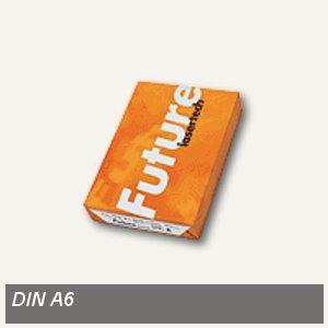 Kopierpapier Future Lasertech DIN A6 weiß, 80g/m², 10.000 Blatt, 953A680