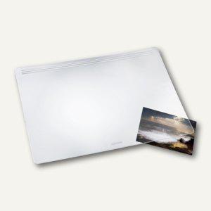 Läufer Matton Schreibunterlage, 50 x 70 cm, transparent-klar, 32700