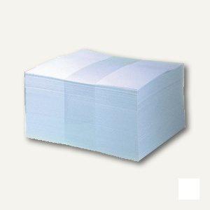 Durable Paper Notes, weiß, 90 x 90 mm, 25 Stück à 500 Blatt, 7716-02