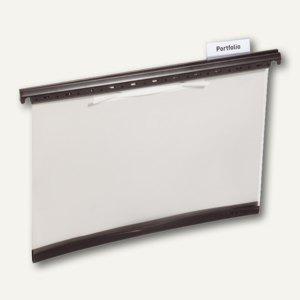 Durable Hängehefter DIN A4, Kunststoff, grau, 25 Stück, 2565-10 - Vorschau