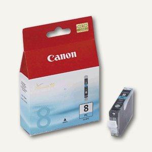 Canon Tintenpatrone CLI-8PC photocyan, 0624B001