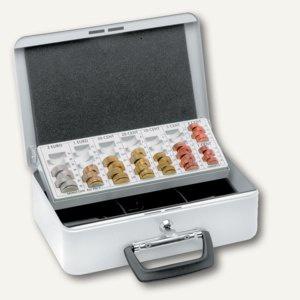 Inkiess Stahlkassette PERFECT EU 70, 30, 5 x 23 x 10 cm, lichtgrau, 50070051217999