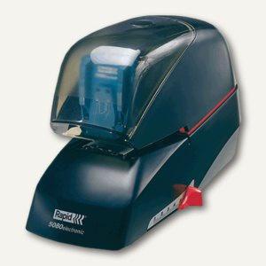 Rapid Elektrohefter 5080, Heftleistung bis 80 Blatt, schwarz, 20993410