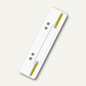 Heftstreifen, 34 x 150 mm, 250 my, PP, links gelocht, weiß, 250 Stück, 2005090 - Vorschau