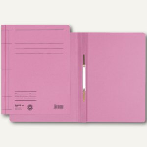 Rapid Schnellhefter DIN A4, Manilakarton 250 g/m², pink, 25 Stück, 3000-00-22