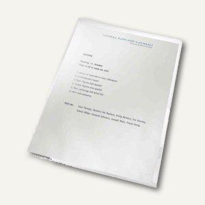 LEITZ Sichthülle re:cycle, DIN A4, PP-Restmaterial, 0.13 mm, 4401-10-03 - Vorschau