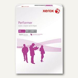 """Xerox Kopierpapier """" Performer"""", DIN A4, 80 g/m², weiß, 2500 Blatt, 003R90649"""