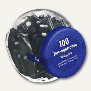 Pelikan Tintenpatronen im Glas blau, 100 Stück, 156372 - Vorschau