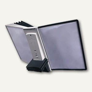 Erweiterungsmodul SHERPA® EXTENSION SET 10, Tischständer, mit 10 Tafeln, 5811-22