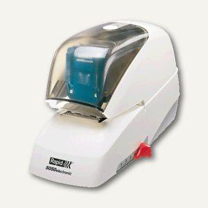 Rapid Elektrohefter 5050, Heftleistung bis 50 Blatt, weiß/schwarz, 20993212