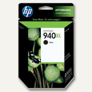 HP Tintenpatrone Nr.940XL, 69 ml, schwarz, C4906AE