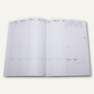 """Quo Vadis """" Prenote"""" Kalender-Einlage - 21 x 29.7 cm, weiß, 24003Q"""