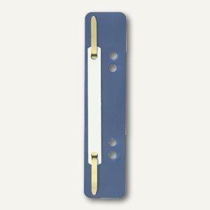 Elba Heftstreifen PP, 150 x 35 mm, blau, 100 Stück, 100555009