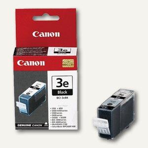 Canon Patrone InkJet BCI-3eBK, schwarz, 4479A002