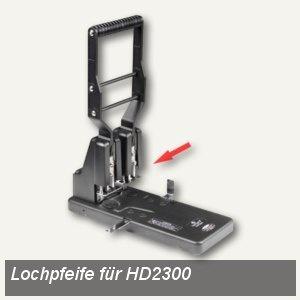 Rexel Ersatzlochpfeife für Registraturlocher HD2300, 2 Stück, 2101098