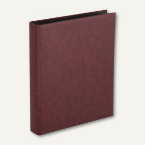 Herma Ringalbum 240 classic, 265 x 315 mm, bordeaux, 7552 - Vorschau