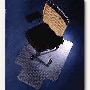 Bodenschutzmatten anti-statik advantagemat, 115 x 134 cm, Teppichböden bis 6mm
