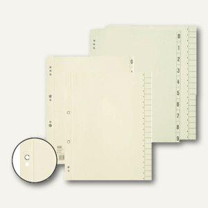 Oxford Trennblätter DIN A4, 230 g/m², chamois, 100er-Pack, 400004663