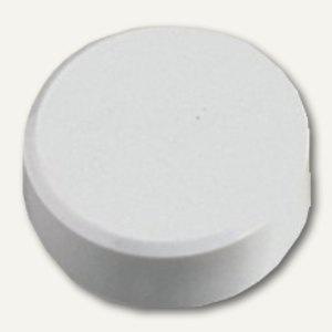 Hebel Rundmagnet 15 FA, Haftkraft: 0.17 kg, weiß, 60 Stück, 6175102