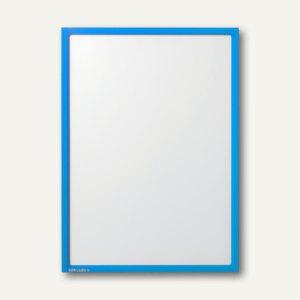 Ultradex Infotasche DIN A3, hoch/quer, magnethaftend, blau, 5 Stück, 889307