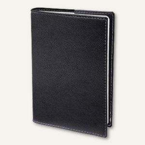 Note 15 Club Taschenkalender - 10 x 15 cm, 1 Woche/1 Seite, schwarz, 369230Q - Vorschau