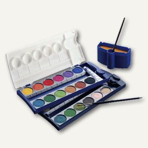 Pelikan Deckfarbenkasten Schulstandard K24 - 24 Farben, 720631