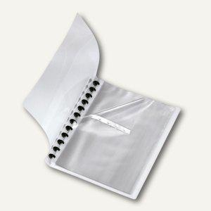 Veloflex Sichtbuch R-u-c-k-z-u-c-k® A4, PP, 20 Hüllen, transp., 10 St., 4421290 - Vorschau