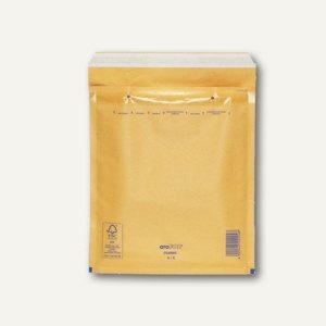 officio Luftpolstertasche E, 240 x 275 mm, braun, 100 Stück