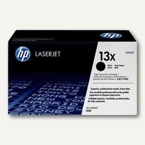 HP Toner schwarz für Laserjet 1300 - ca. 4.000 Seiten, Q2613X