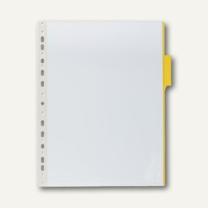 Durable Function Sichttafel, DIN A4, gelb, 5 Stück, 5607-04
