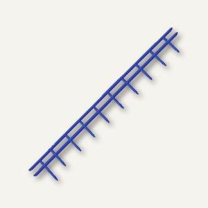 GBC Bindestrips SureBind, 10 Kämme, 25 mm, blau, 100 Stück, 1132845