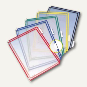 Tarifold Drehzapfentafeln DIN A4, sortiert, 10 Stück, 114009
